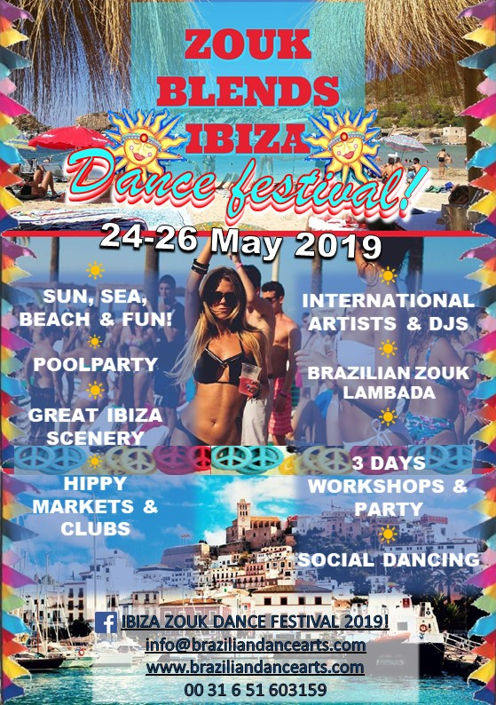IBIZA Zouk Dance Festival 2019